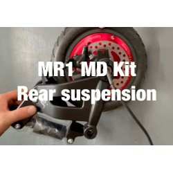 MR1 MD kit rear suspension