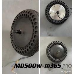 Tampa do motor MD500w-Pro e...
