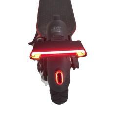 Luz Intermitente Con Indicador De Direcion Para Patinetes y Bicicletas