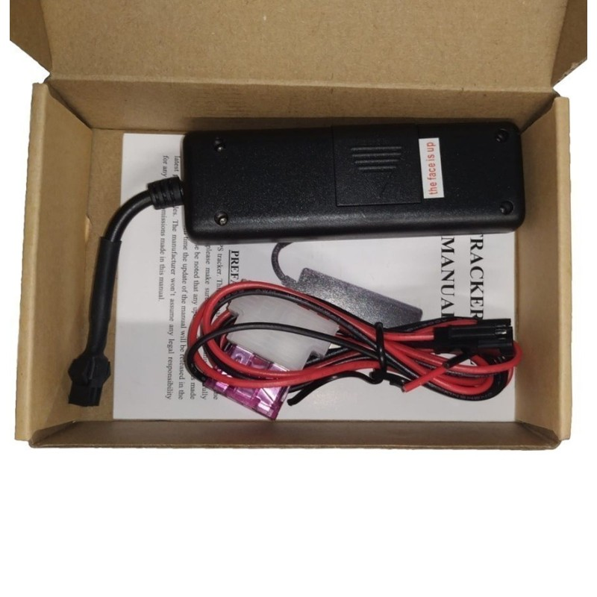 GPS Para Patinete electrico , Coche y Moto