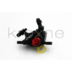 Black xTech brake caliper...