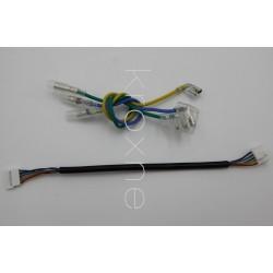 Cables conversores motor...