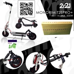 Monorim T2SPRO + Patinet...