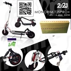 Monorim T2SPRO + scooter...