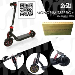 Monorim T3SPRO + Patinet...