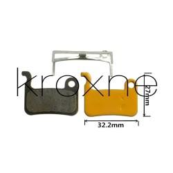 Brake pad xTech zoom HB100