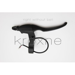 Right brake lever without...