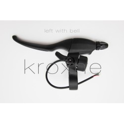 Left brake lever with high...
