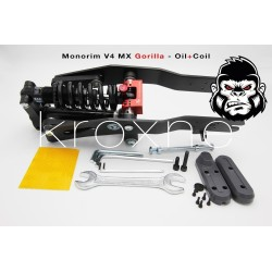 Monorim V4 MX Gorilla Oil +...