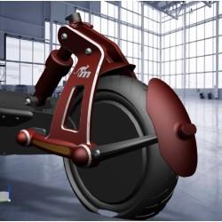 Monorim MXR1 tagavedrustus Ninebot Max G30, G30D, G30LP ja Seat Mó 65 jaoks
