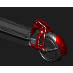 Monorim MXR1 zadné odpruženie pre Ninebot Max G30, G30D, G30LP a Seat Mó 65