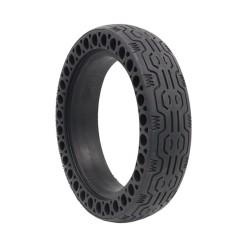8,5-tums solid / solid däck...