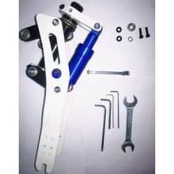 Hvid V2 M0-WB-suspension...