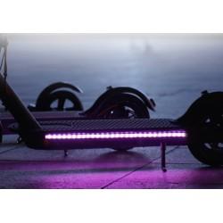 LED-sivuvalot malleille...