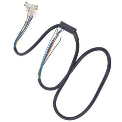 Запасной кабель и разъемы...